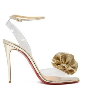 🔥CHRISTIAN LOUBOUTIN SEXY SANDALS (AUTHENTIC)🔥